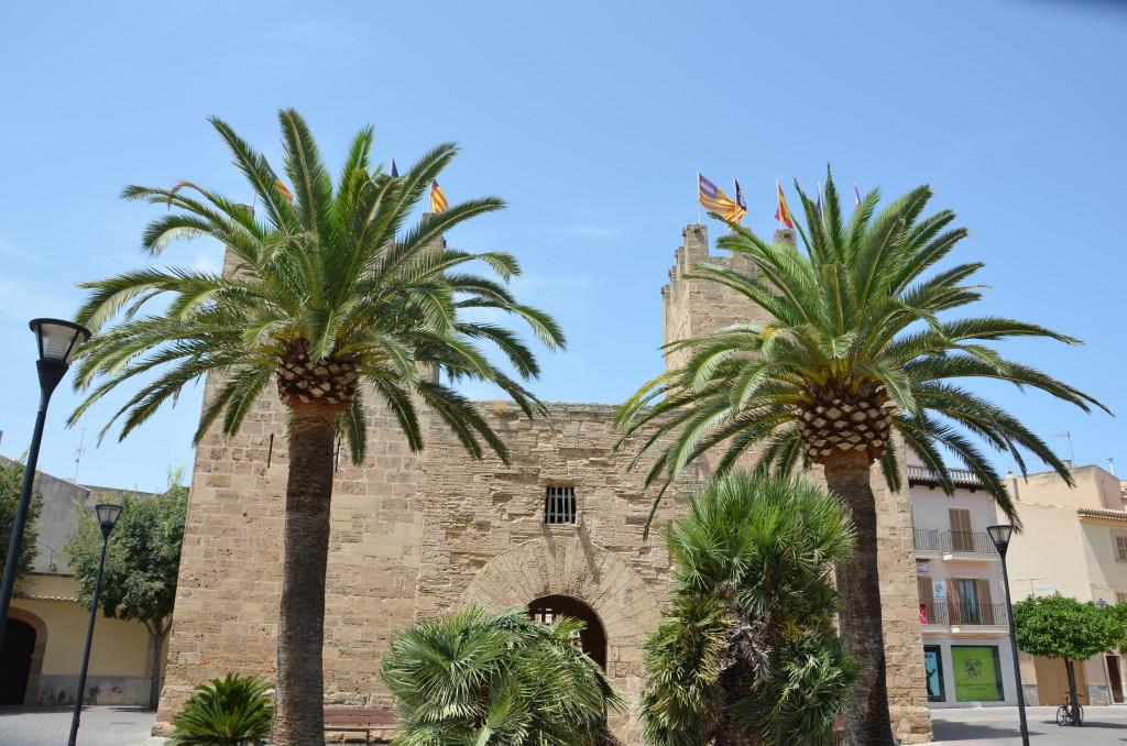 Alcudia - zamek