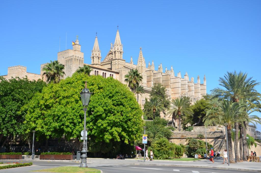 Palma de Mallorca - katedra