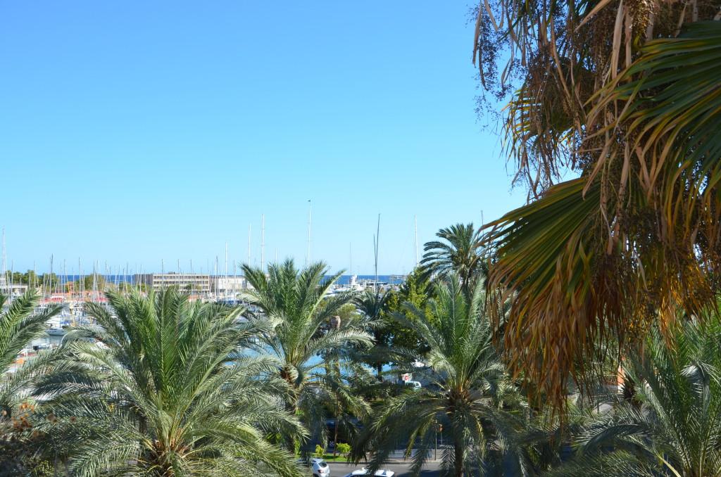 Palma de Mallorca - panorama miasta
