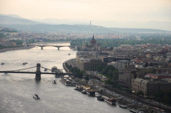 Piękny Budapeszt