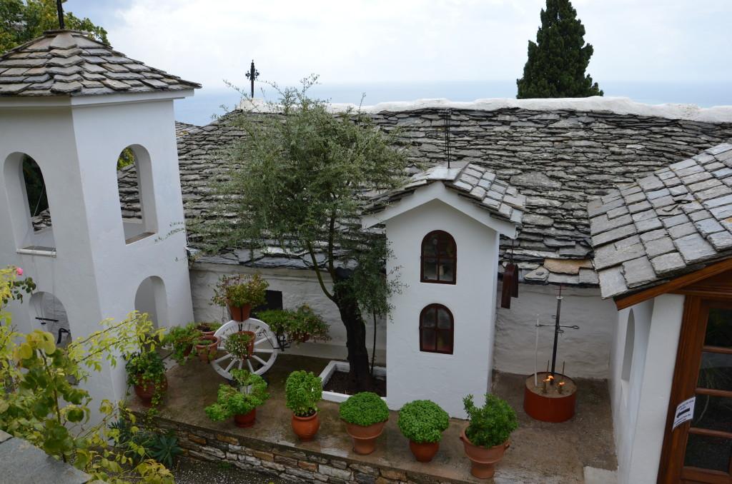 Klasztor Michała Archanioła w Thassos
