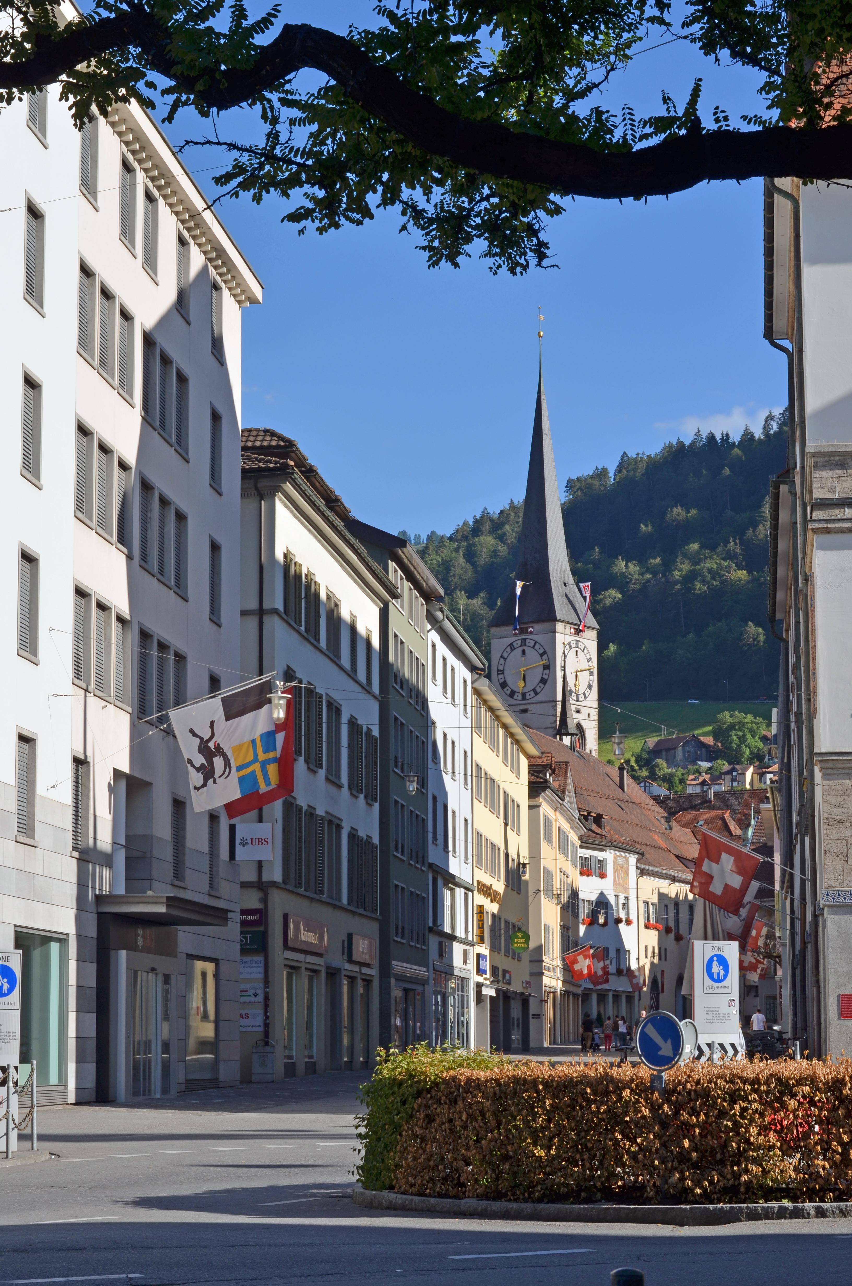 Postplatz Chur
