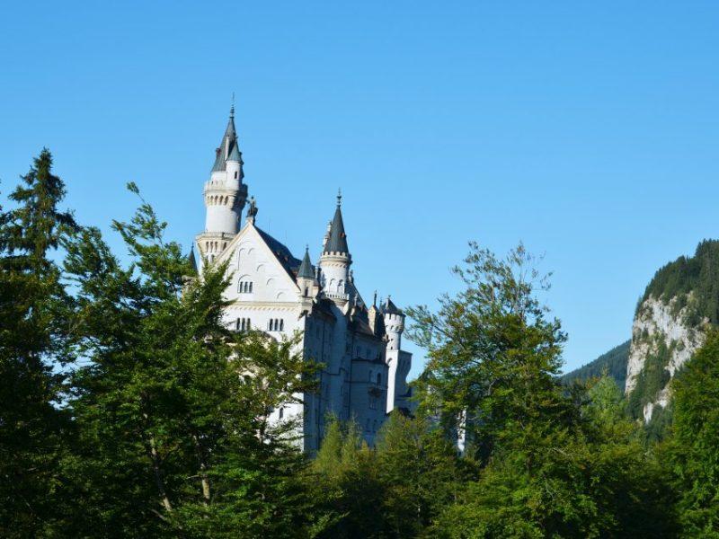 Neuschwanstein - bajkowy zamek