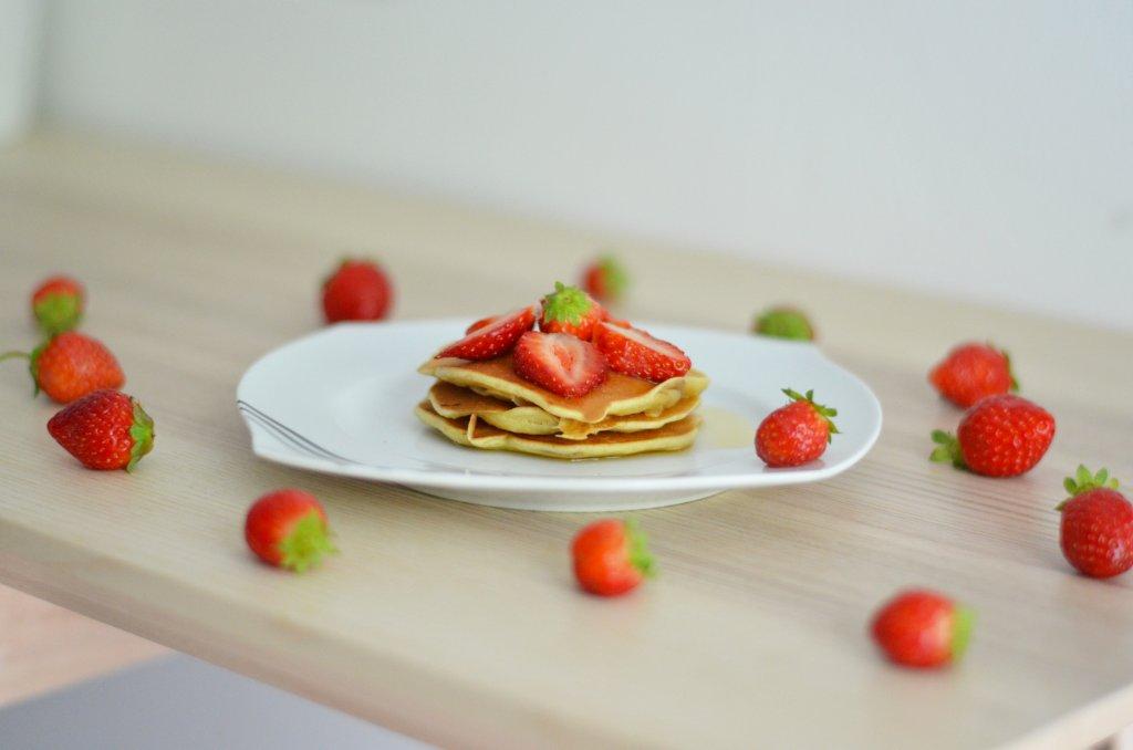 Pancakes - puszyste placuszki (fot. M. Armata)