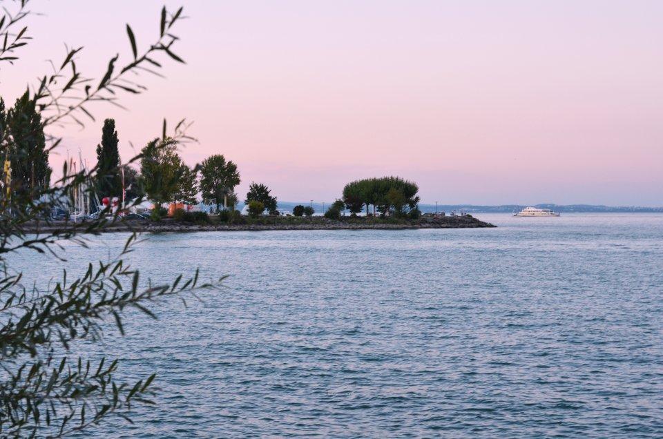 Romanshorn przy Jeziorze Bodeńskim