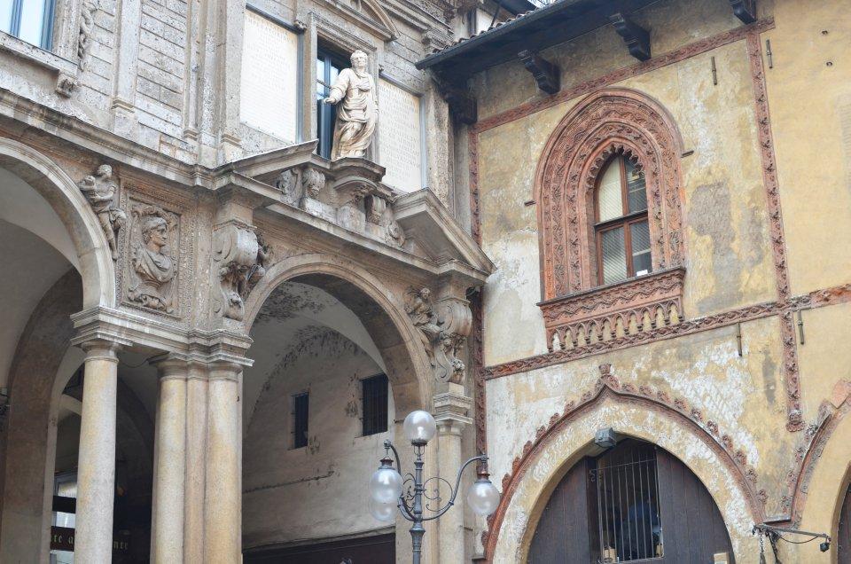 Stary plac w Mediolanie