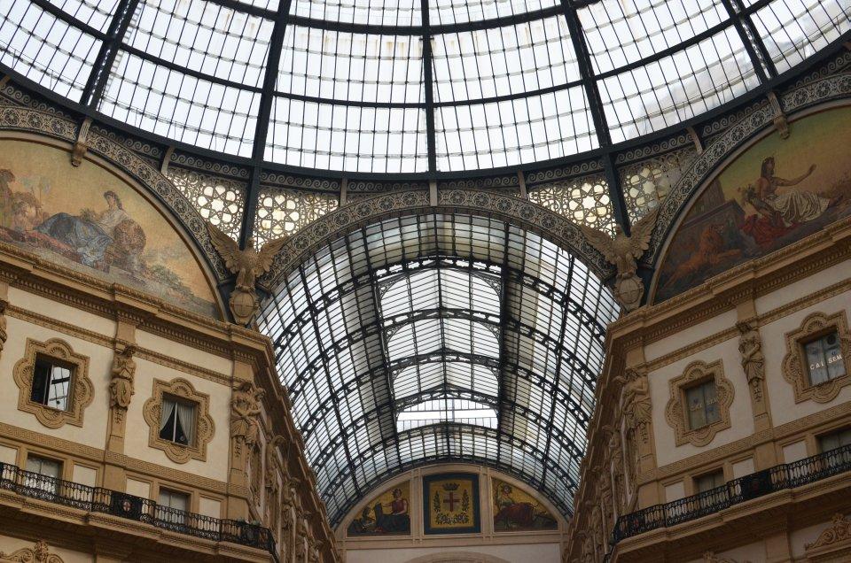 Wnętrze Galerii