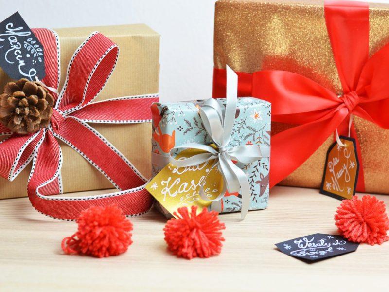 Jak zapakować prezent? Świąteczne DIY #3