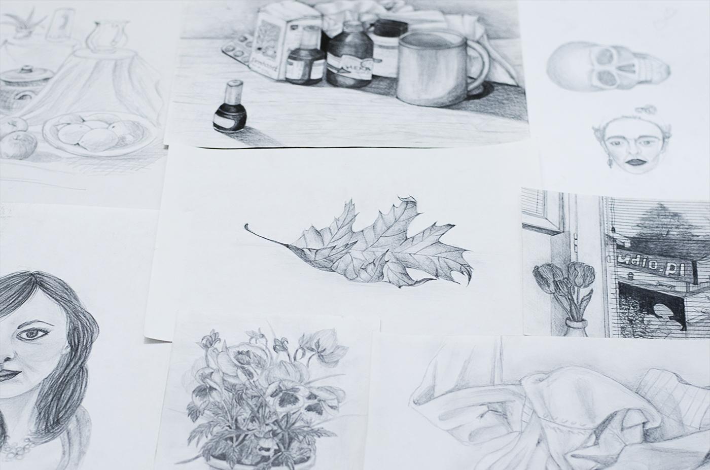 Jak nauczyć się rysować? Czerp inspiracje z otoczenia
