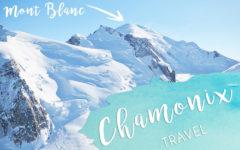 Chamonix Mont Blanc. Kolejka na Aiguille du Midi