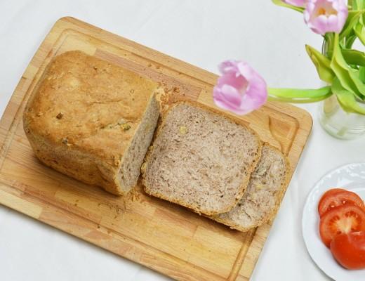 Przepis na chleb z automatu