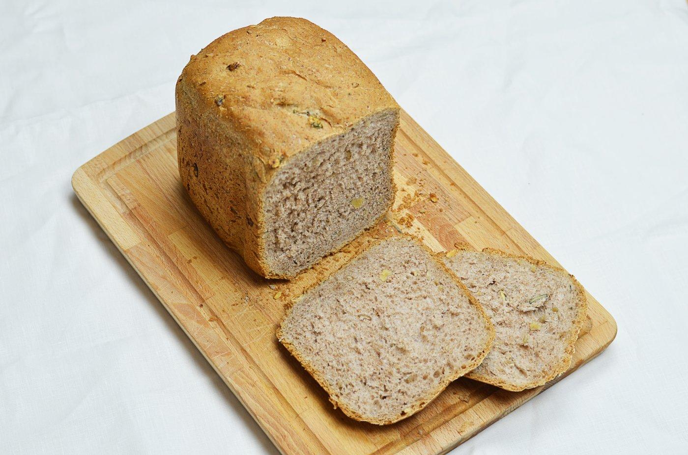 Jak zrobić chleb z automatu?
