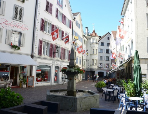 Chur. 5 rzeczy, które zaskoczyły mnie w Szwajcarii