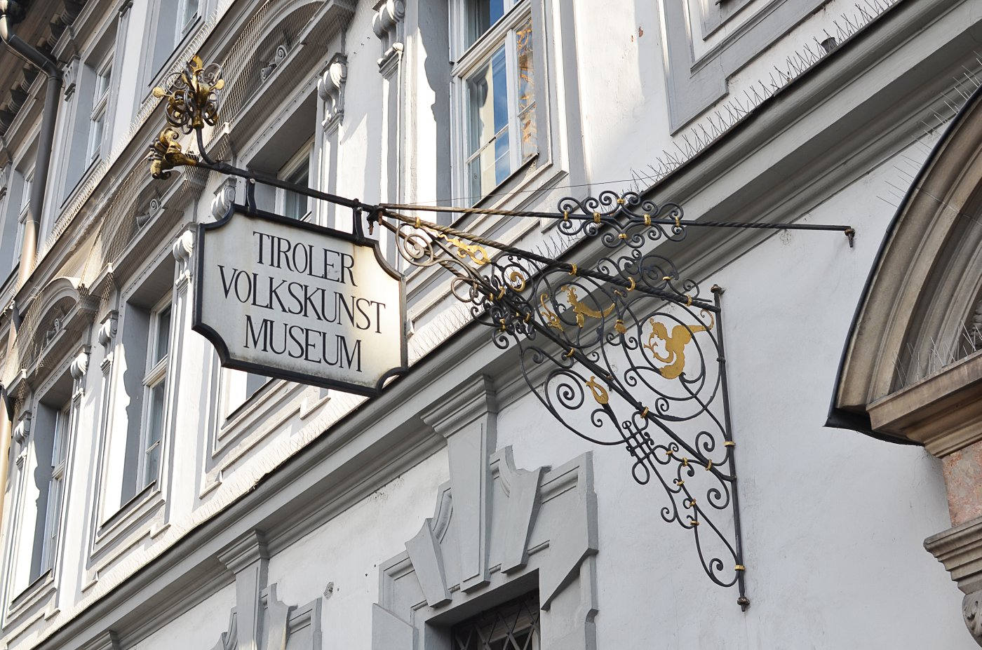 Innsbruck - Tyrolskie Muzeum Etnograficzne
