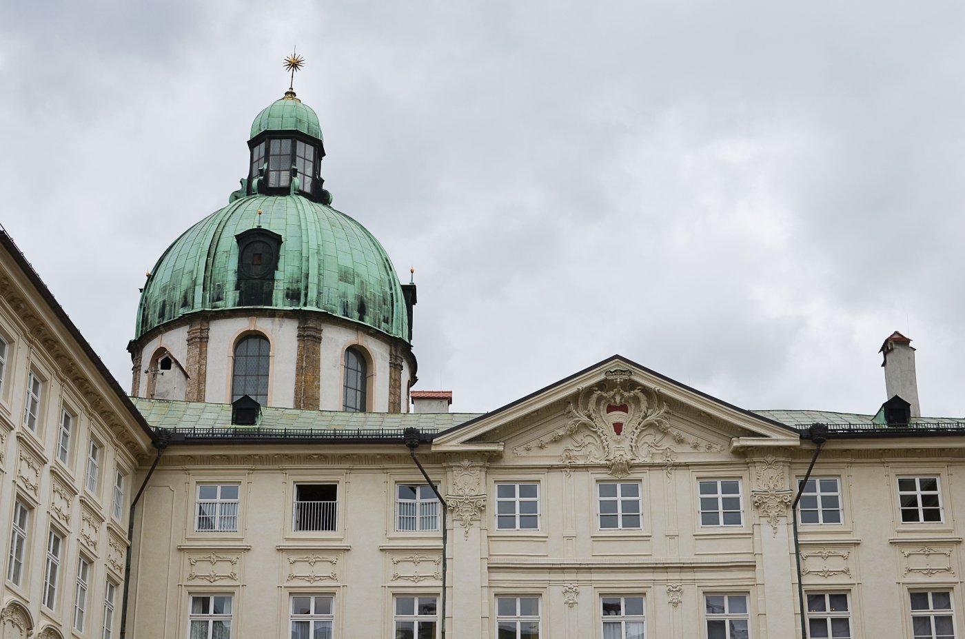 Innsbruck - Zamek Hofburg