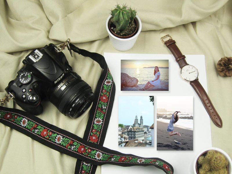 Jak zrobić pasek do aparatu? DIY