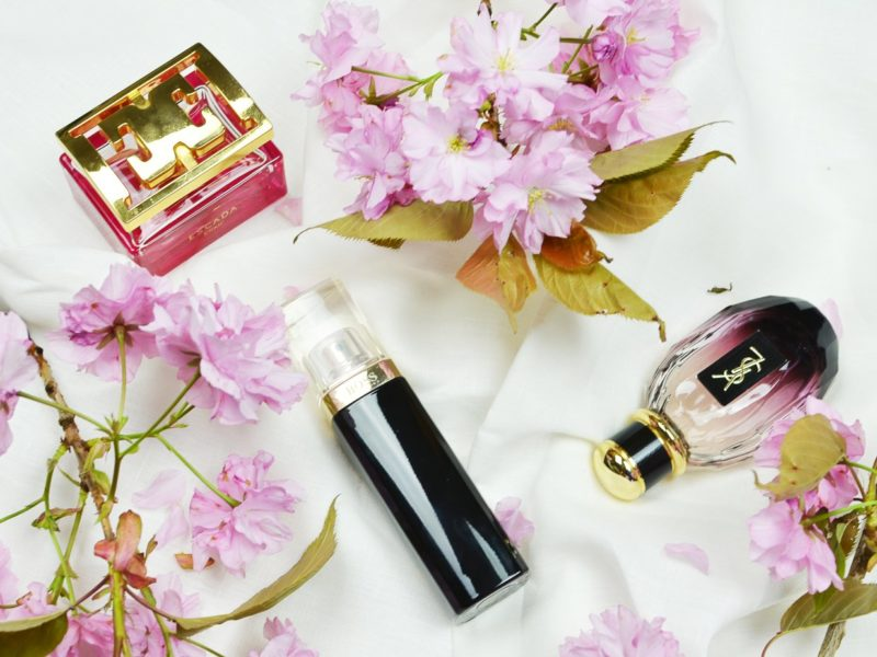 Perfumy zdjęcie: Escada Elixir, Hugo Boss Nuit