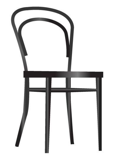Krzesło Thonet, klasyki designu