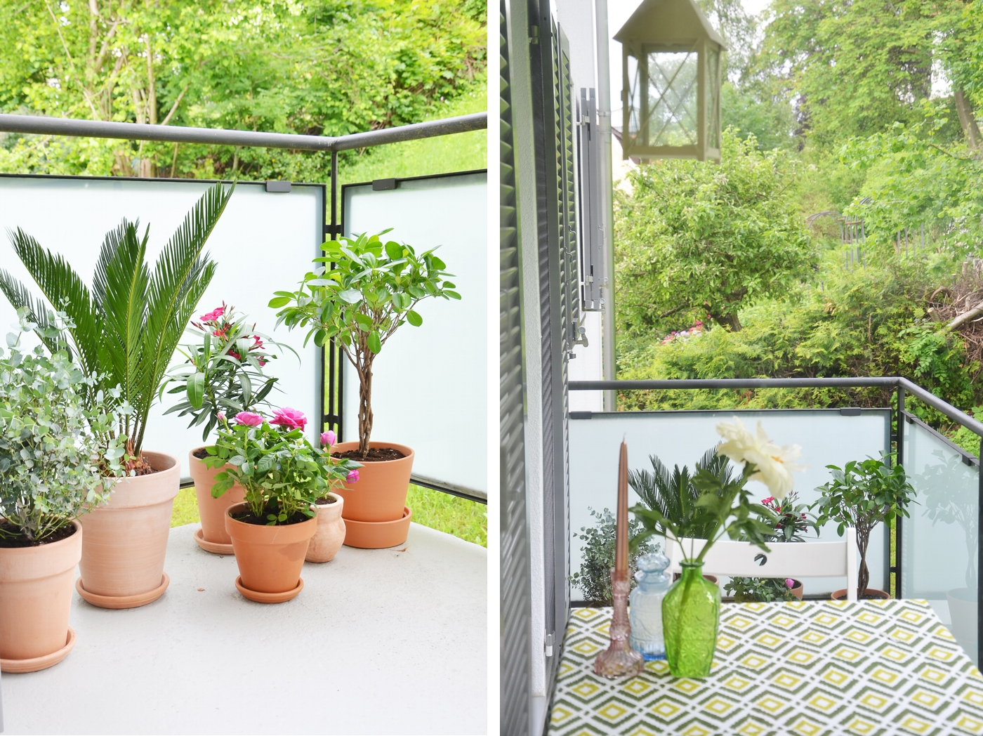 Szybka metamorfoza balkonu