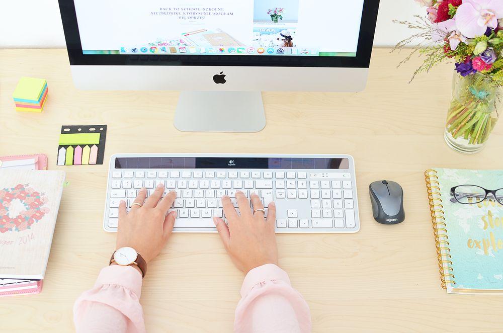 Organizacja pracy - workspace