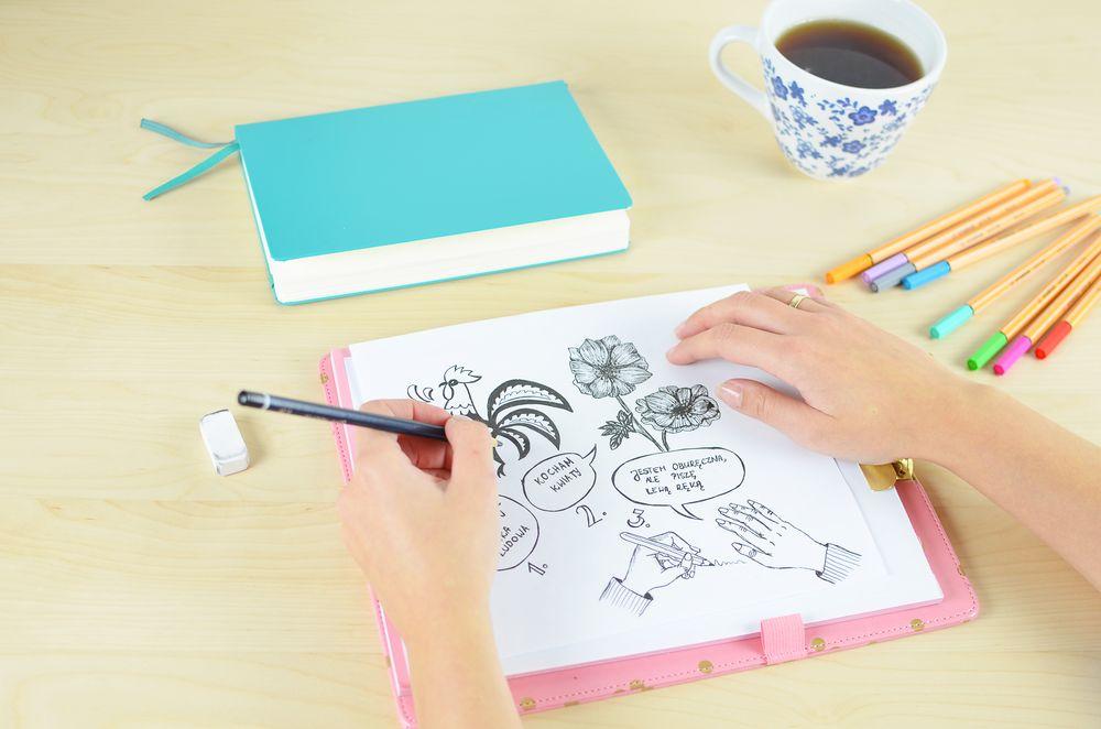 Rysowanie - kreatywne wyzwanie