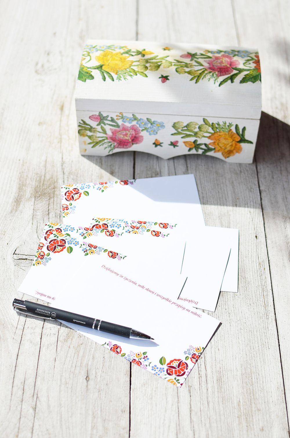 Księga gości weselnych - DIY