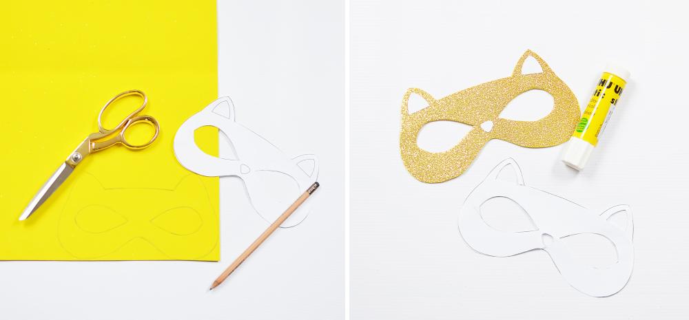 Jak zrobić maskę karnawałową? Krok po kroku