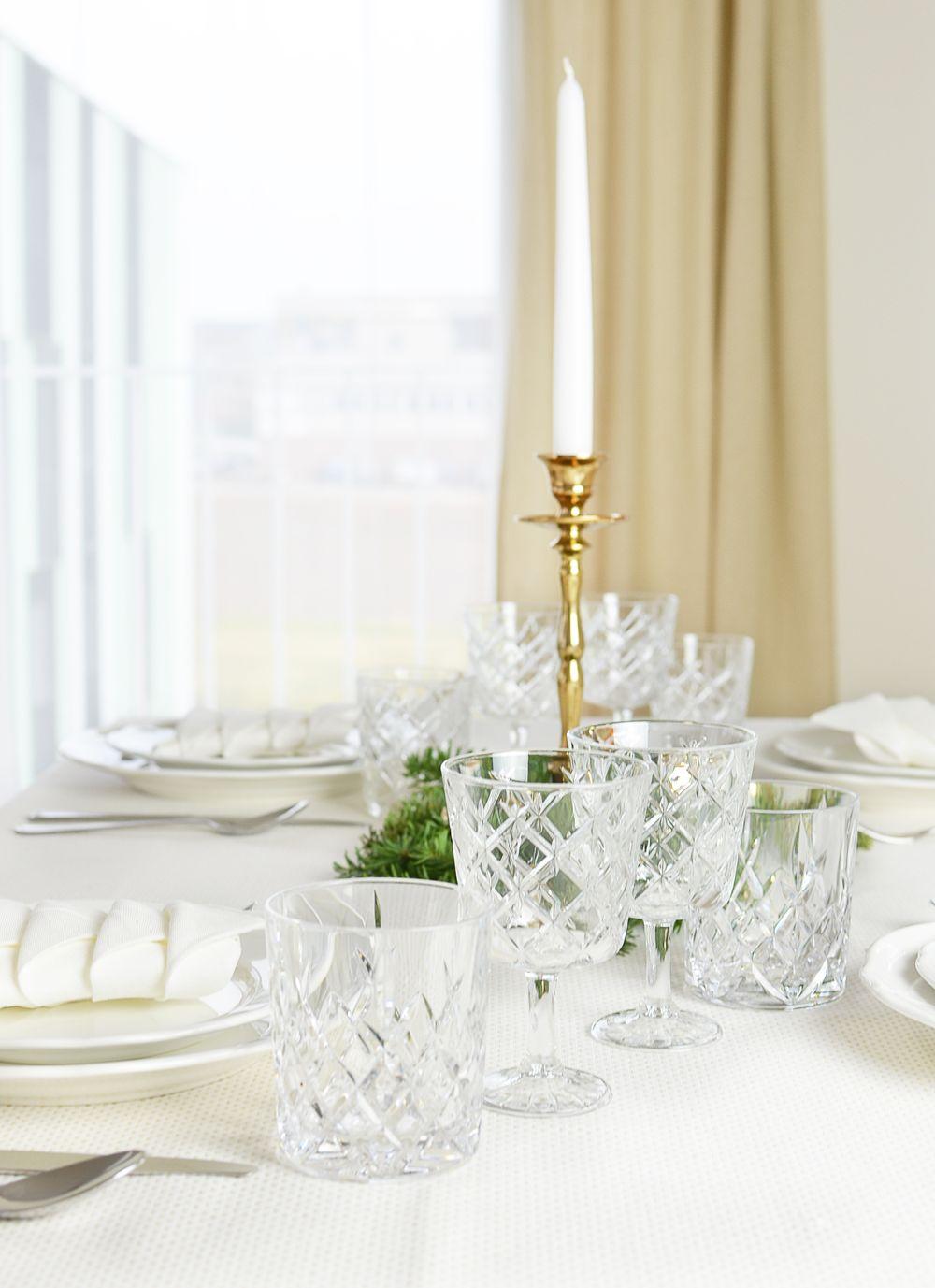 Świąteczne nakrycie stołu. Moja aranżacja | Polenka.pl