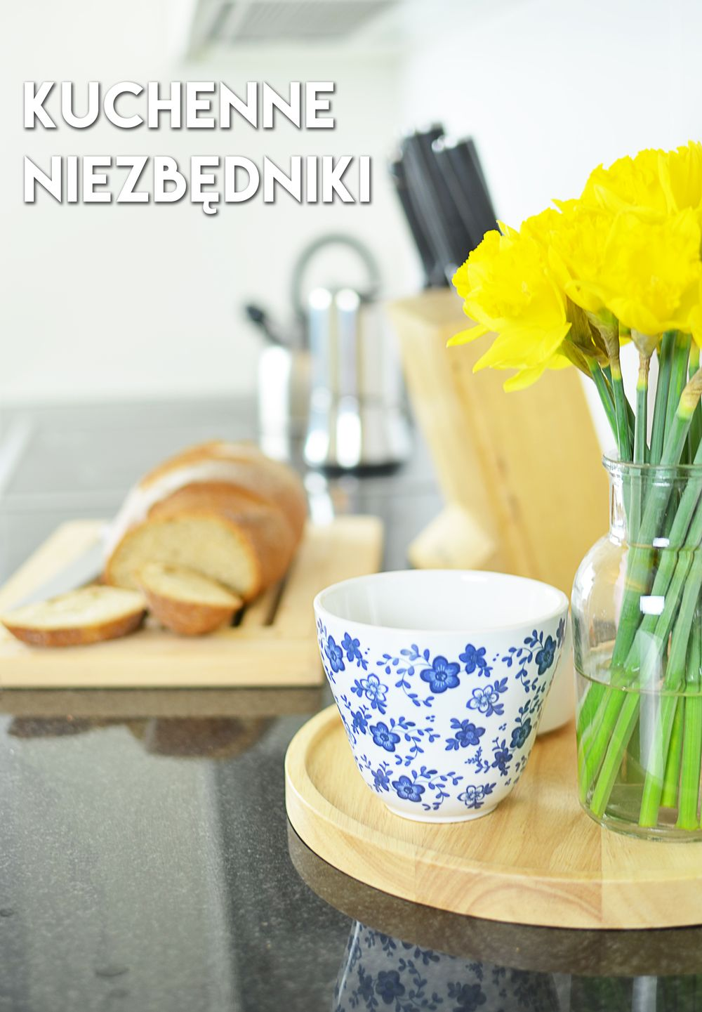 Kuchenne niezbędniki, które ułatwiają pracę i pomagają utrzymać porządek | Polenka.pl