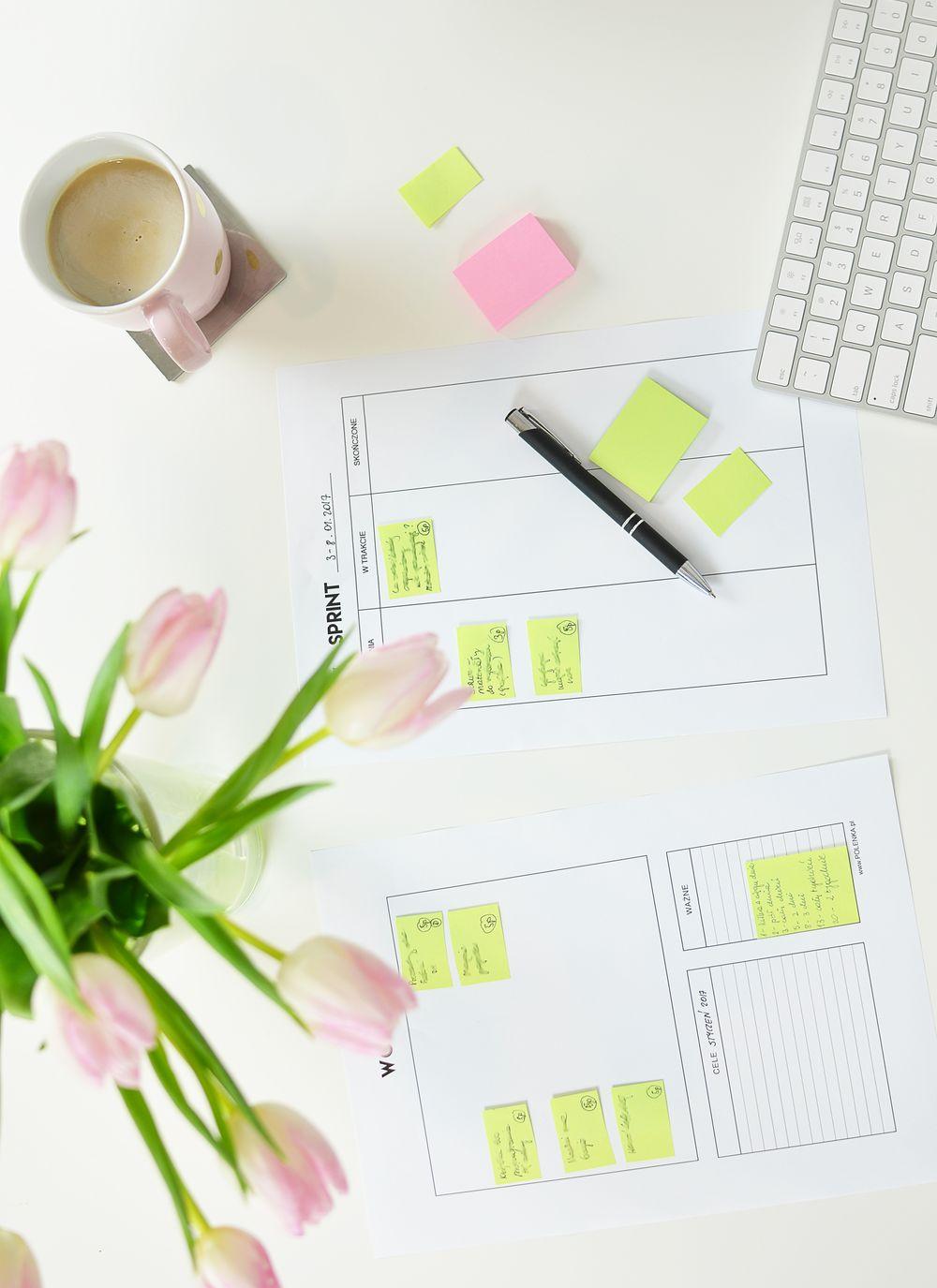 Co zrobić kiedy organizery nie pomagają? Elastyczny sposób zarządzania pracą | Polenka.pl