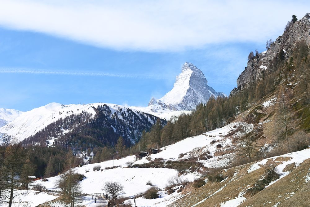 Zermatt i imponujący Matterhorn | Polenka.pl