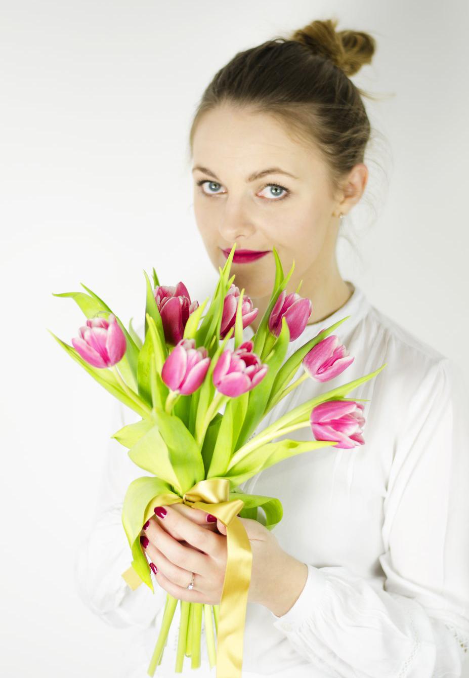 Jakie kwiaty dla dziewczyny? | Polenka.pl