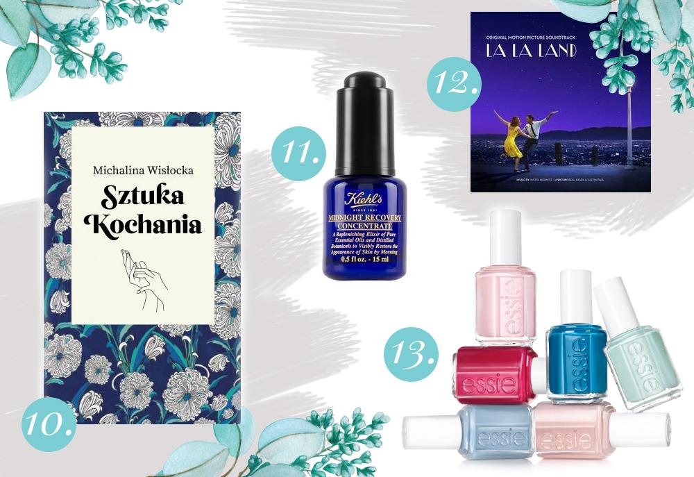 Wiosenna wishlista zakupowa - dla ciała i duszy | Polenka.pl