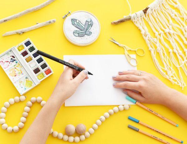 Jak rozwijać kreatywność? 30-dniowe wyzwanie | Polenka.pl
