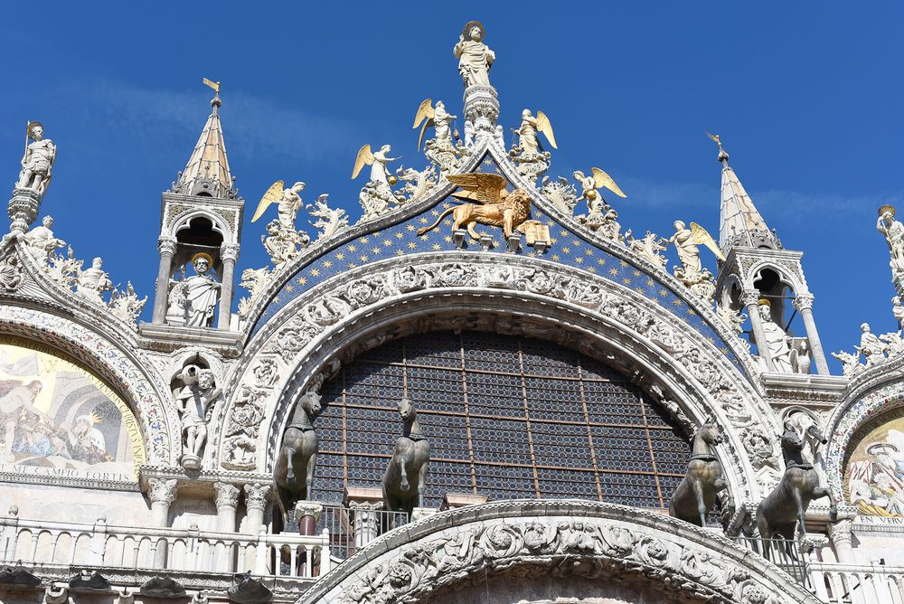 Bazylika św. Marka w Wenecji | Polenka.pl