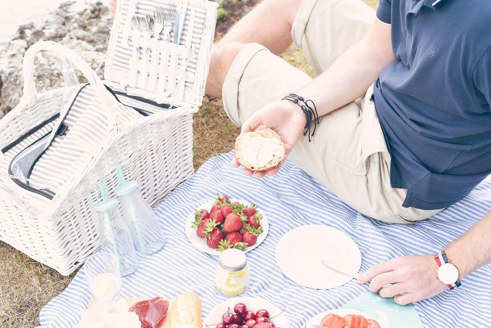 Idealny piknik na trawie | Polenka.pl