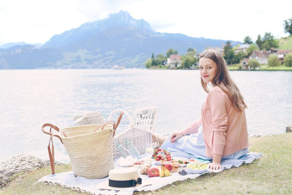 Piknik nad jeziorem | Polenka.pl
