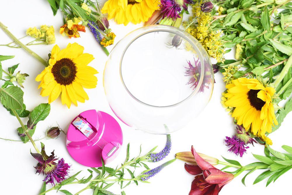 Układanie kwiatów - potrzebne materiały | Polenka.pl