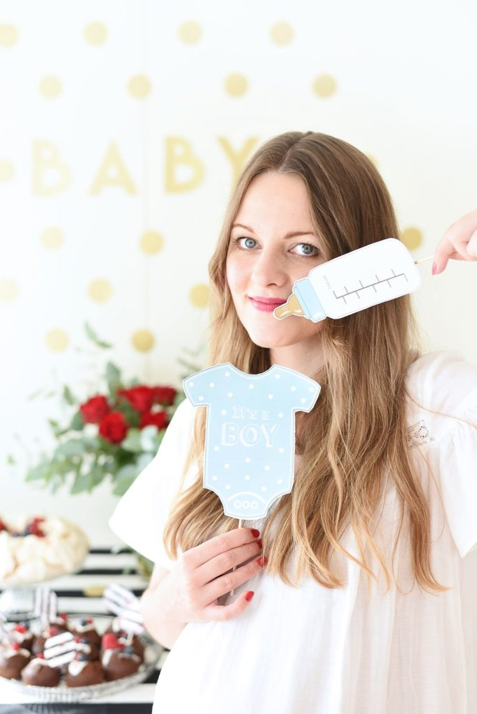 Fotobudka na Baby shower | Polenka.pl