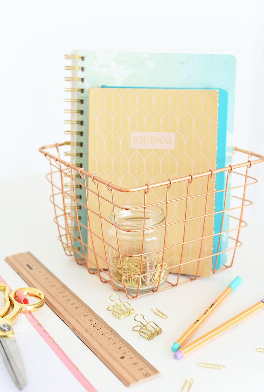 Przybory szkolne - notesy i zeszyty