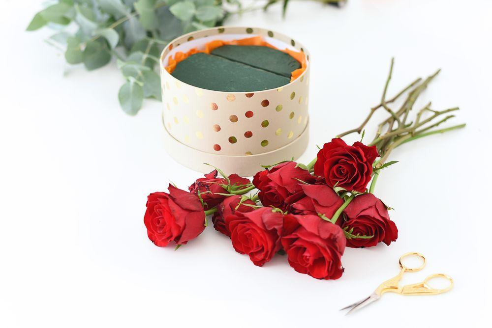 Flower box - krok po kroku | Polenka.pl