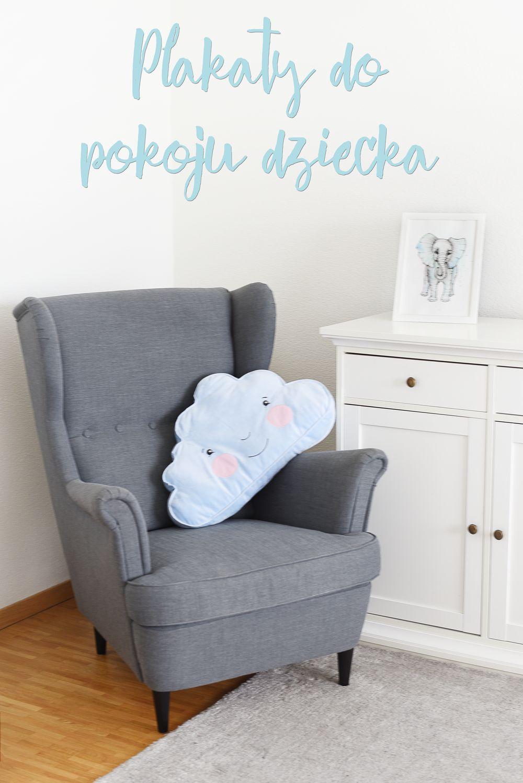 ZWIERZĄTKA plakaty do pokoju dziecka do wydrukowania | Polenka.pl
