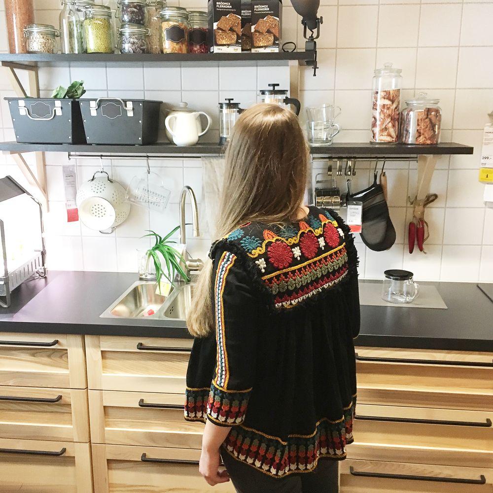 Aranżacja kuchni na poddaszu