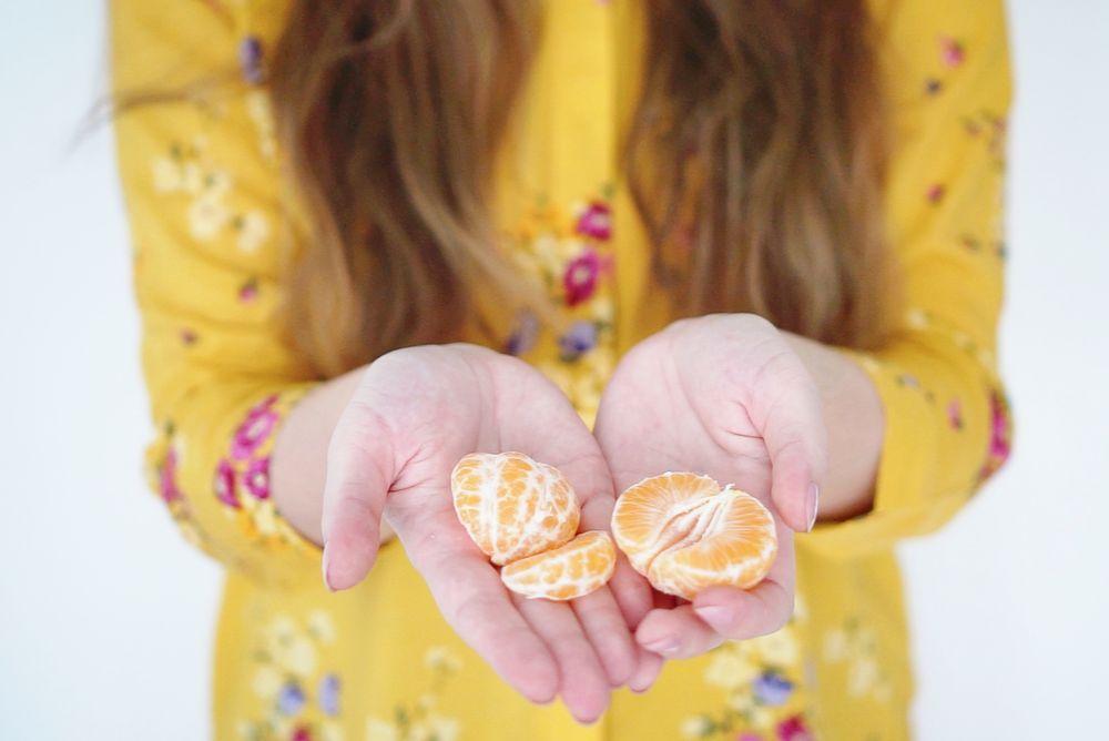 Mandarynki - zapach świąt, #coztąkurą