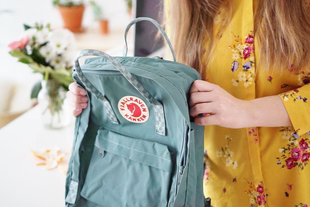 Co można kupić za 300 zł? Plecak Kanken, #coztąkurą