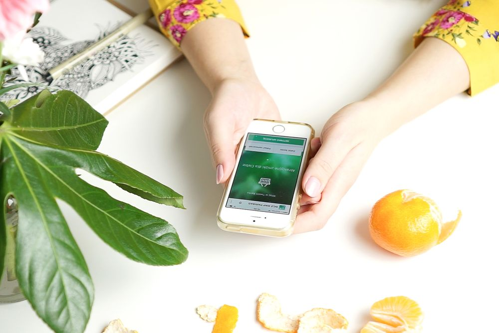 Aplikacja mobilna banku BGŻ BNP Paribas, #coztąkurą