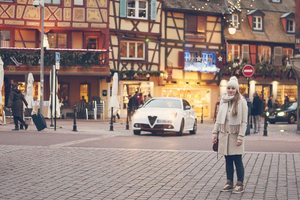 Colmar Francja