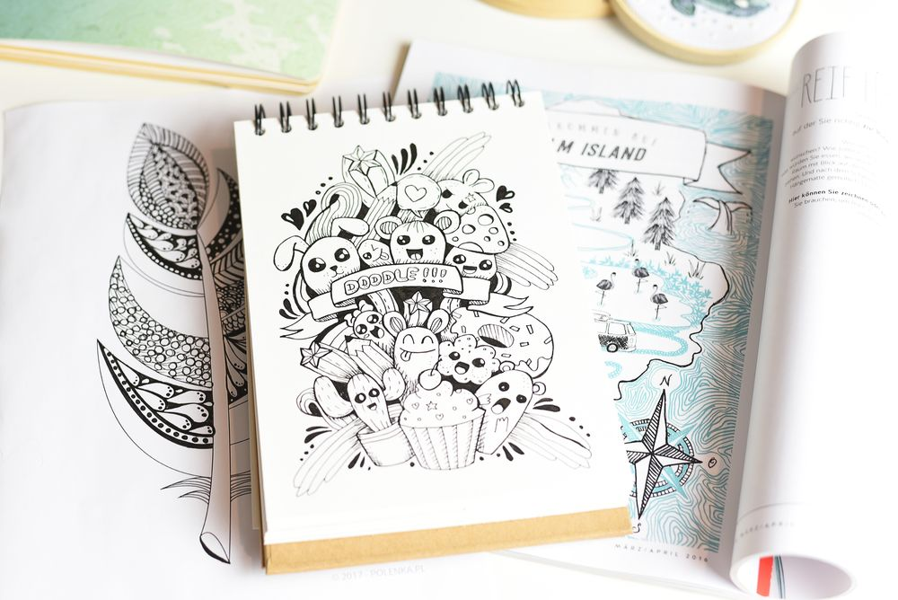 Co to jest doodle i jak rysować?