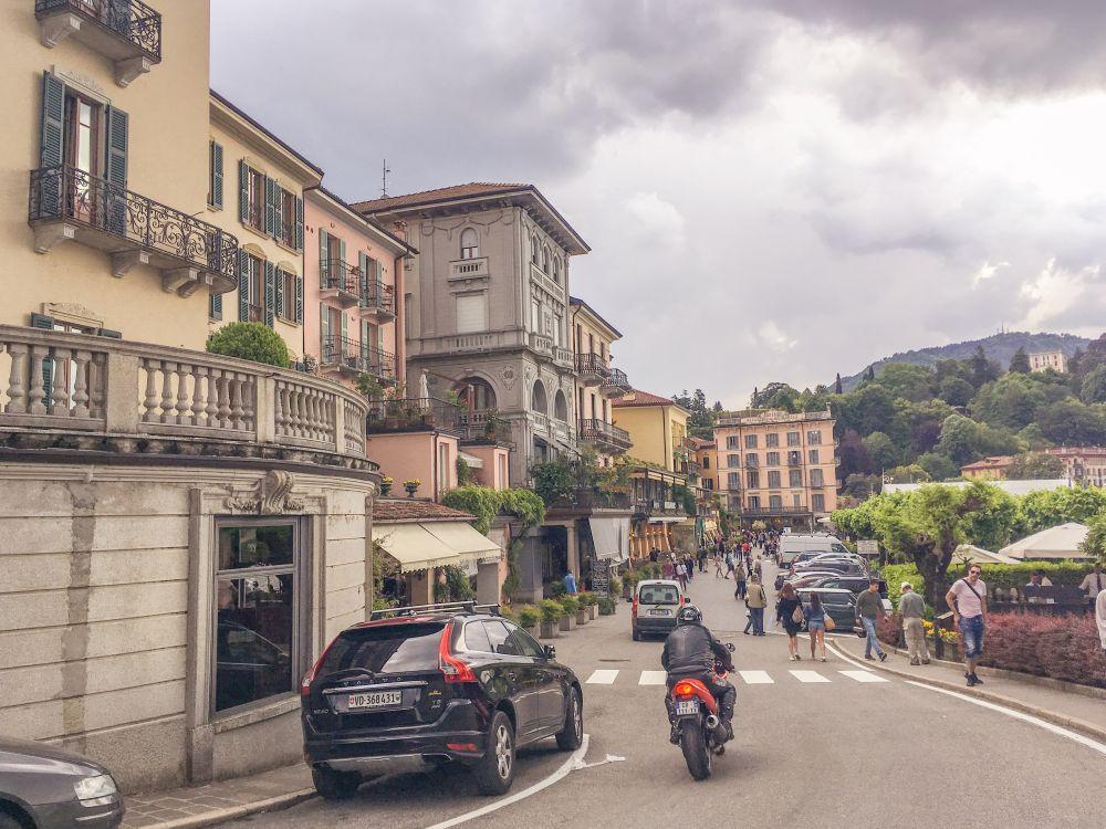 Bellagio, Jezioro Como