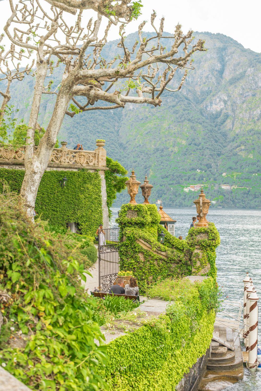 Villa del Balbianello w Lenno, Jezioro Como, Gwiezdne Wojny